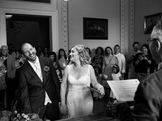 Il matrimonio di Massimo e Lucia a Formigine, Modena 22