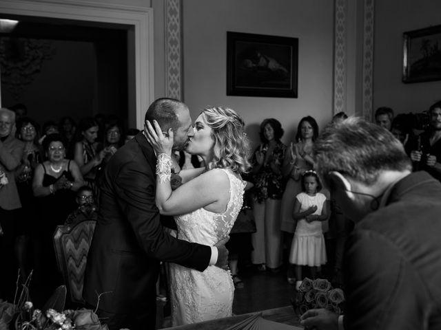 Il matrimonio di Massimo e Lucia a Formigine, Modena 23