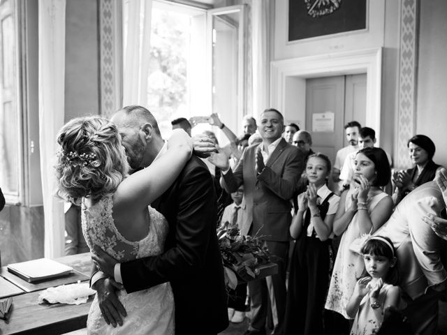 Il matrimonio di Massimo e Lucia a Formigine, Modena 26