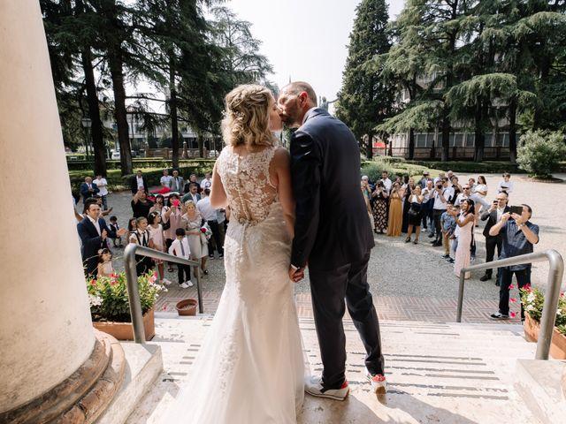 Il matrimonio di Massimo e Lucia a Formigine, Modena 27