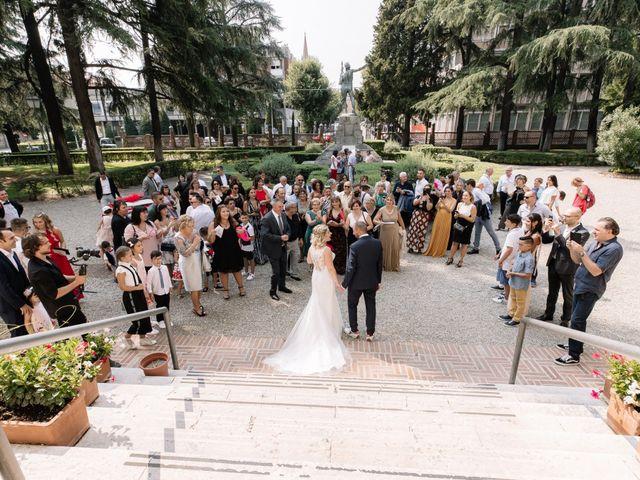Il matrimonio di Massimo e Lucia a Formigine, Modena 28