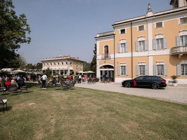 Il matrimonio di Massimo e Lucia a Formigine, Modena 35