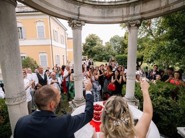 Il matrimonio di Massimo e Lucia a Formigine, Modena 49