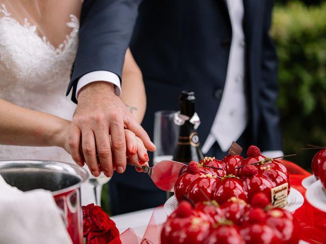 Il matrimonio di Massimo e Lucia a Formigine, Modena 50