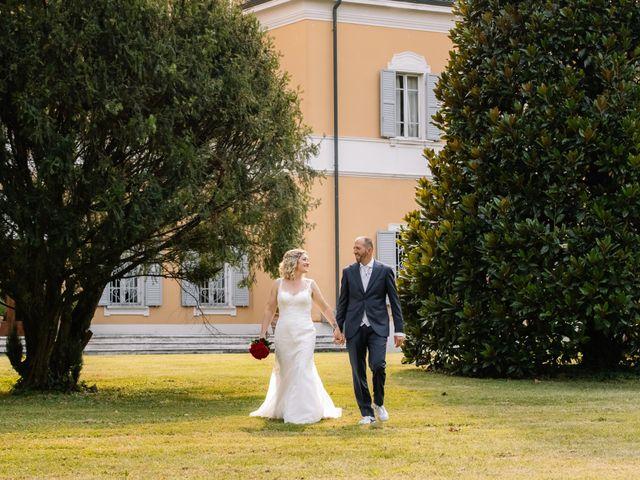 Il matrimonio di Massimo e Lucia a Formigine, Modena 56