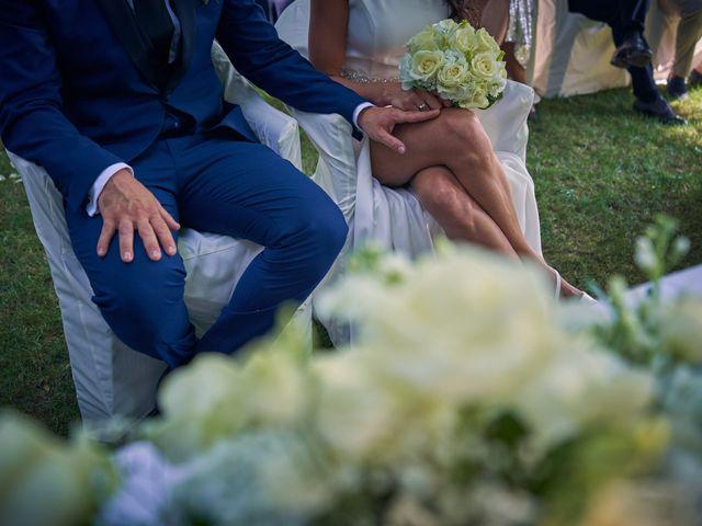Il matrimonio di Alessio e Ambra a Cervesina, Pavia 25