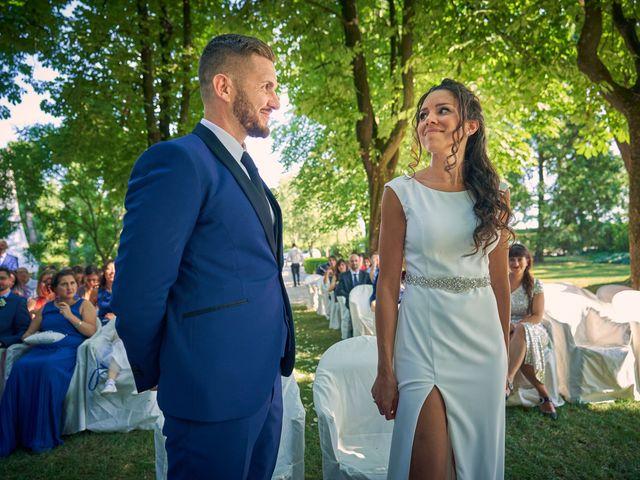 Il matrimonio di Alessio e Ambra a Cervesina, Pavia 26