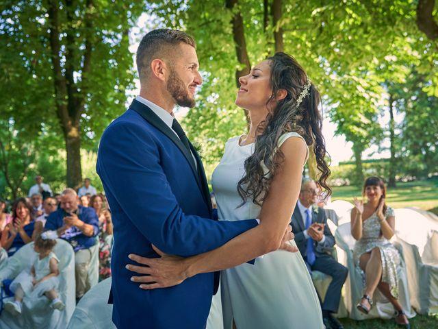 Il matrimonio di Alessio e Ambra a Cervesina, Pavia 27