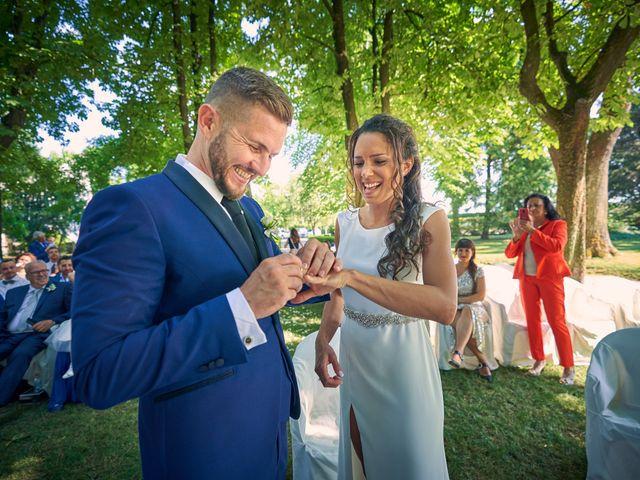 Il matrimonio di Alessio e Ambra a Cervesina, Pavia 28