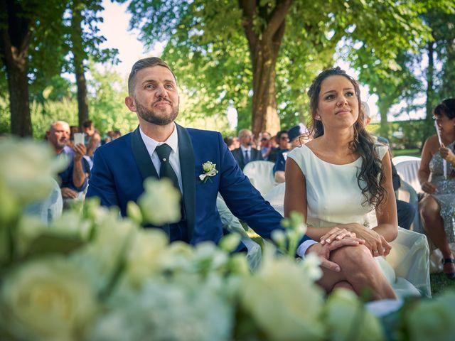Il matrimonio di Alessio e Ambra a Cervesina, Pavia 31
