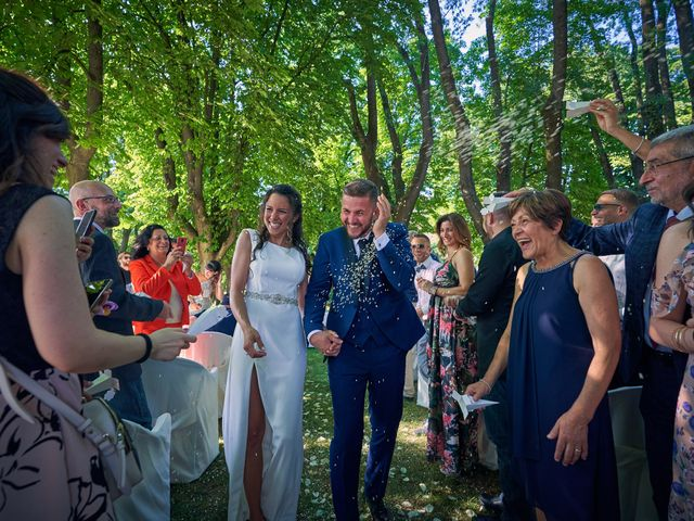 Il matrimonio di Alessio e Ambra a Cervesina, Pavia 33