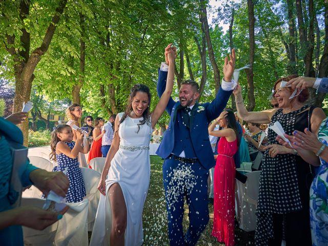 Il matrimonio di Alessio e Ambra a Cervesina, Pavia 34
