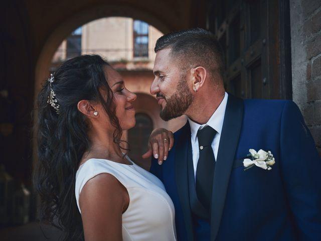Il matrimonio di Alessio e Ambra a Cervesina, Pavia 38