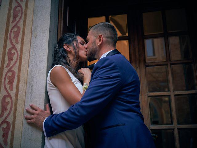 Il matrimonio di Alessio e Ambra a Cervesina, Pavia 41
