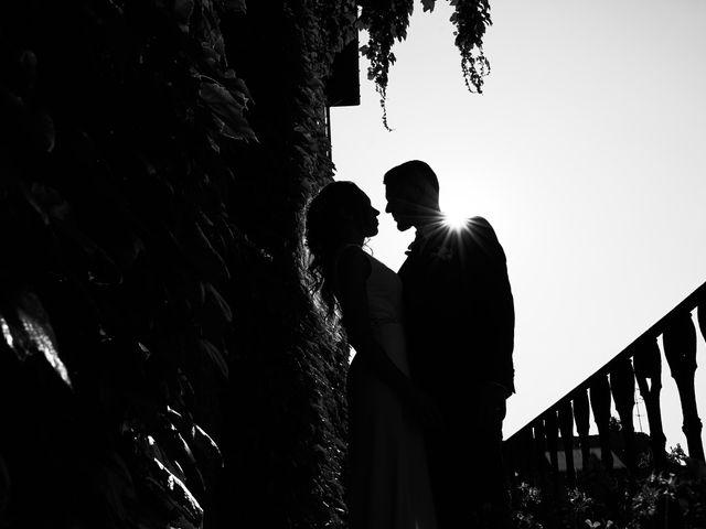 Il matrimonio di Alessio e Ambra a Cervesina, Pavia 42