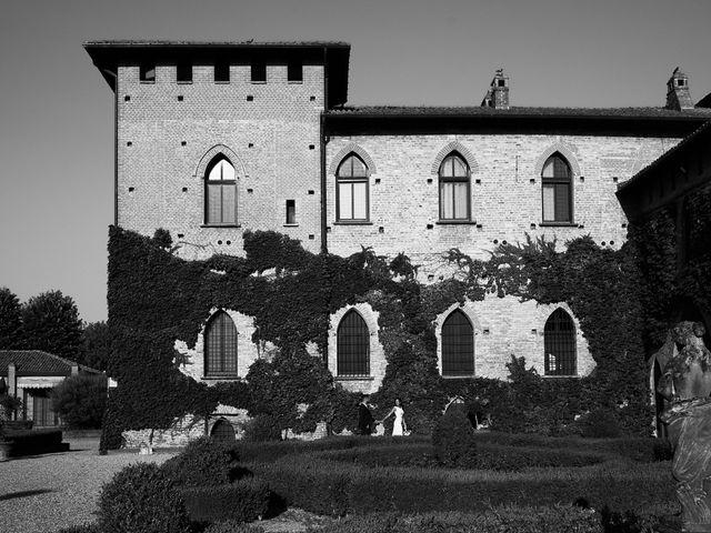 Il matrimonio di Alessio e Ambra a Cervesina, Pavia 45