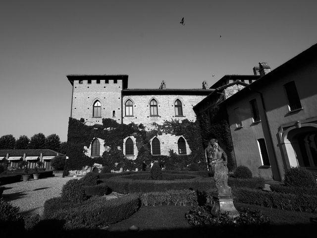 Il matrimonio di Alessio e Ambra a Cervesina, Pavia 46