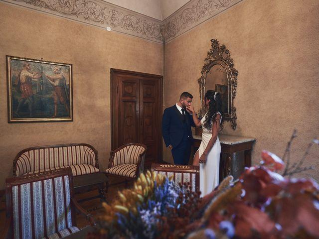 Il matrimonio di Alessio e Ambra a Cervesina, Pavia 47