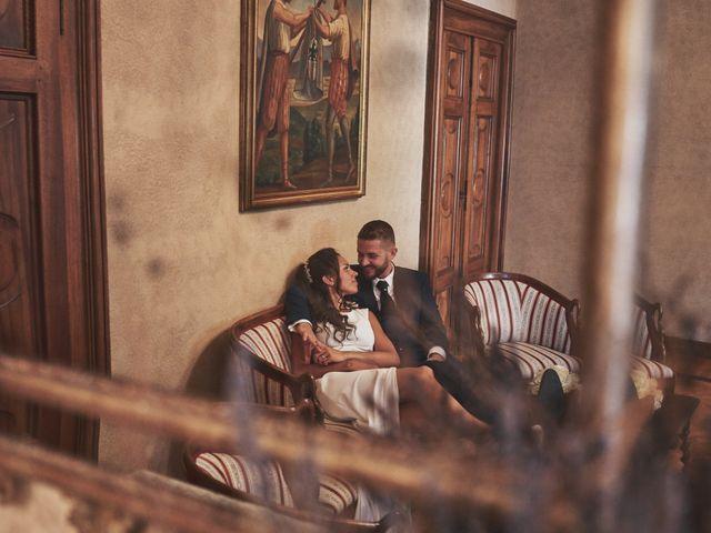 Il matrimonio di Alessio e Ambra a Cervesina, Pavia 1