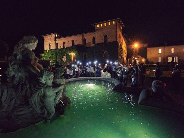 Il matrimonio di Alessio e Ambra a Cervesina, Pavia 52