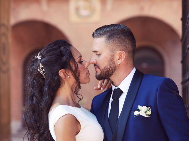 Il matrimonio di Alessio e Ambra a Cervesina, Pavia 54