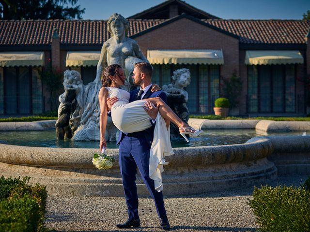 Il matrimonio di Alessio e Ambra a Cervesina, Pavia 2