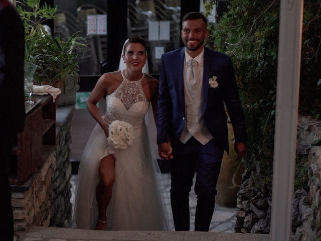 Il matrimonio di Francesca e Luca a Andora, Savona 9