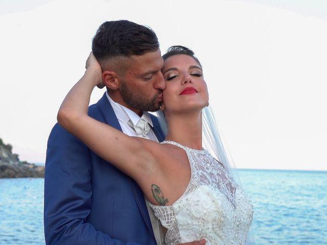 Il matrimonio di Francesca e Luca a Andora, Savona 12