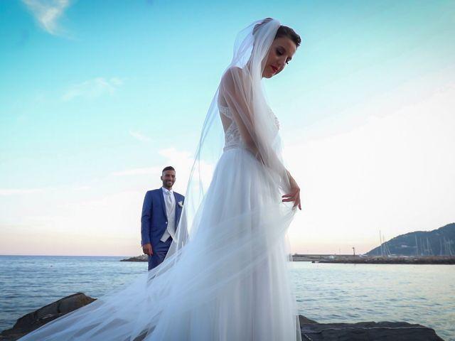 Il matrimonio di Francesca e Luca a Andora, Savona 2