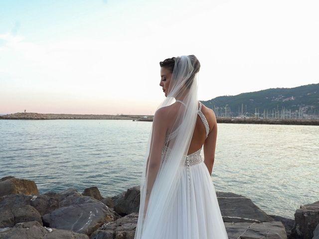 Il matrimonio di Francesca e Luca a Andora, Savona 19
