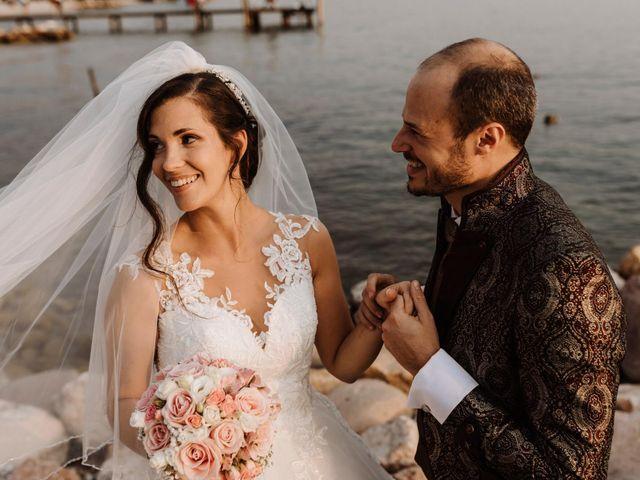 Le nozze di Nicola e Monica