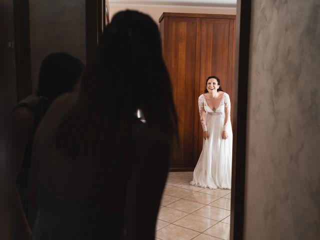 Il matrimonio di Gianluca e Maria Elena a Ceprano, Frosinone 6