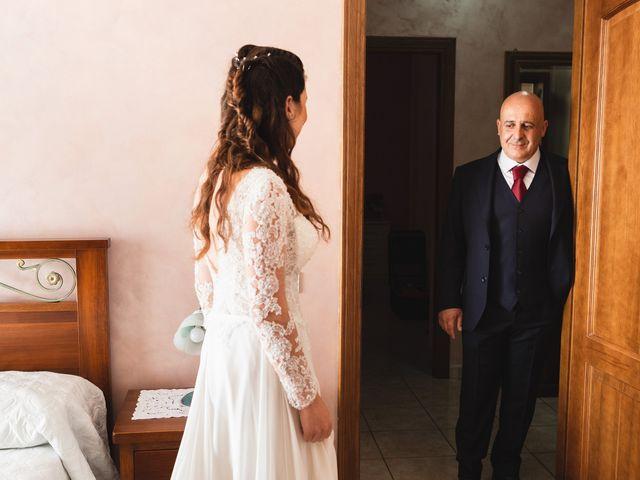 Il matrimonio di Gianluca e Maria Elena a Ceprano, Frosinone 8