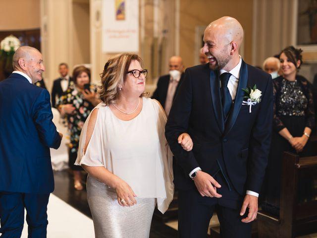 Il matrimonio di Gianluca e Maria Elena a Ceprano, Frosinone 12