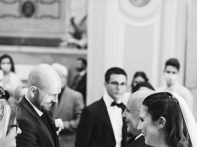 Il matrimonio di Gianluca e Maria Elena a Ceprano, Frosinone 13