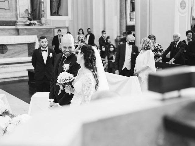 Il matrimonio di Gianluca e Maria Elena a Ceprano, Frosinone 14