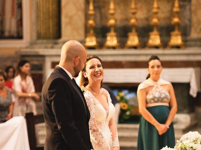 Il matrimonio di Gianluca e Maria Elena a Ceprano, Frosinone 15