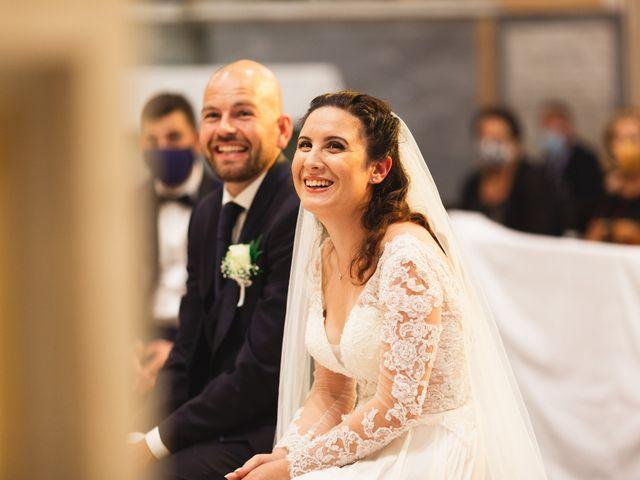 Le nozze di Maria Elena e Gianluca