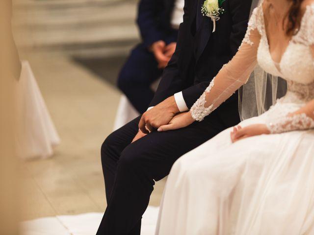 Il matrimonio di Gianluca e Maria Elena a Ceprano, Frosinone 16