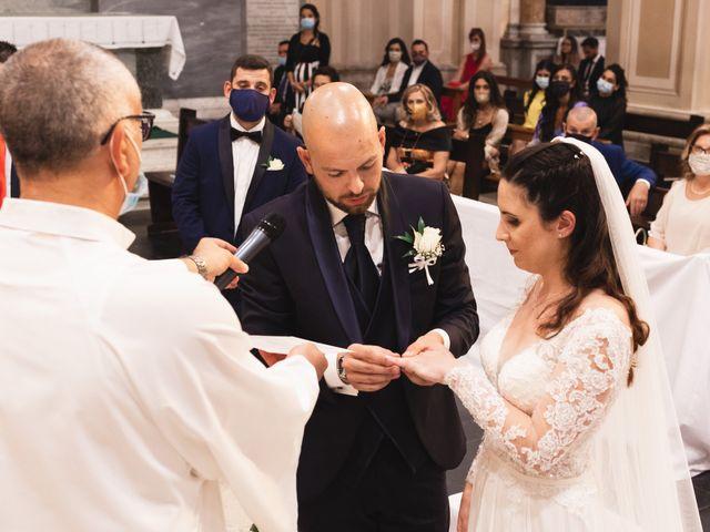 Il matrimonio di Gianluca e Maria Elena a Ceprano, Frosinone 17