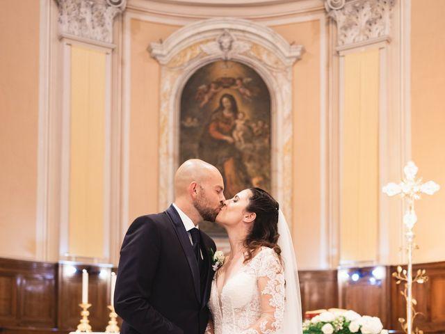 Il matrimonio di Gianluca e Maria Elena a Ceprano, Frosinone 19