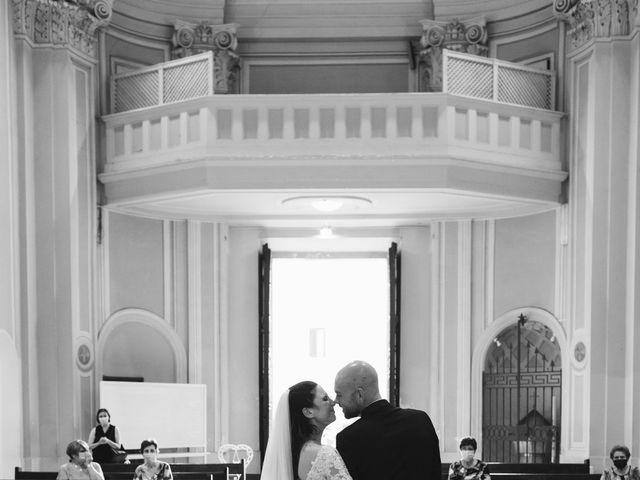 Il matrimonio di Gianluca e Maria Elena a Ceprano, Frosinone 20
