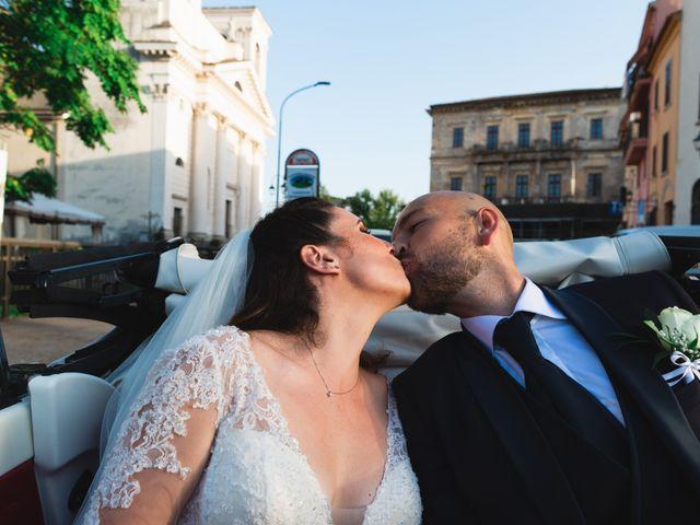 Il matrimonio di Gianluca e Maria Elena a Ceprano, Frosinone 23