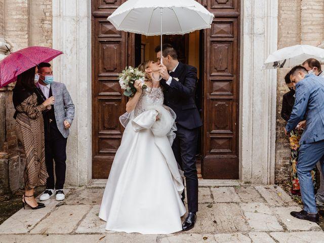Il matrimonio di Elena e Michele a Ancona, Ancona 27