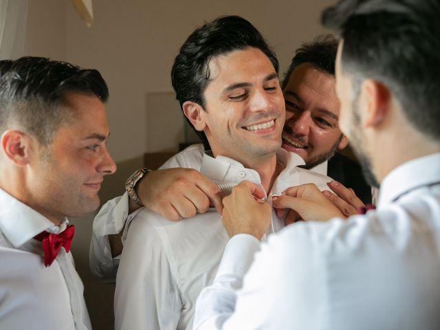 Il matrimonio di Fabiana e Riccardo a Albinea, Reggio Emilia 9