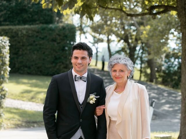 Il matrimonio di Fabiana e Riccardo a Albinea, Reggio Emilia 13