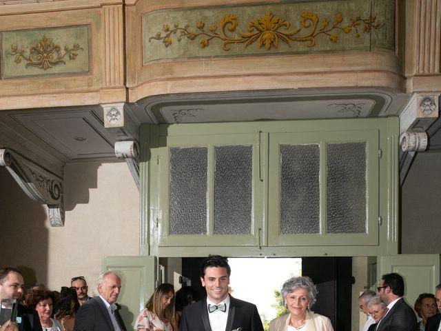 Il matrimonio di Fabiana e Riccardo a Albinea, Reggio Emilia 14