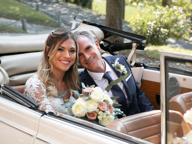 Il matrimonio di Fabiana e Riccardo a Albinea, Reggio Emilia 15