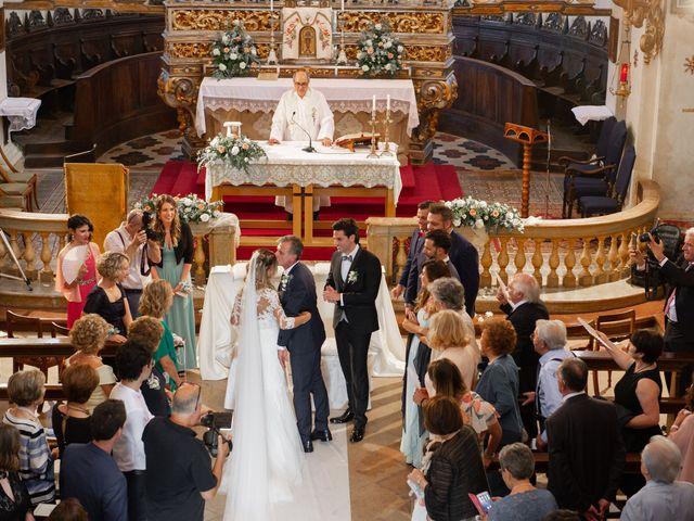 Il matrimonio di Fabiana e Riccardo a Albinea, Reggio Emilia 16