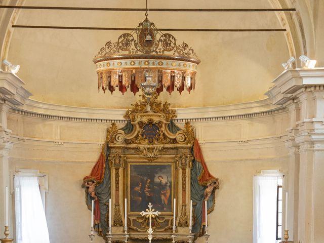 Il matrimonio di Fabiana e Riccardo a Albinea, Reggio Emilia 17